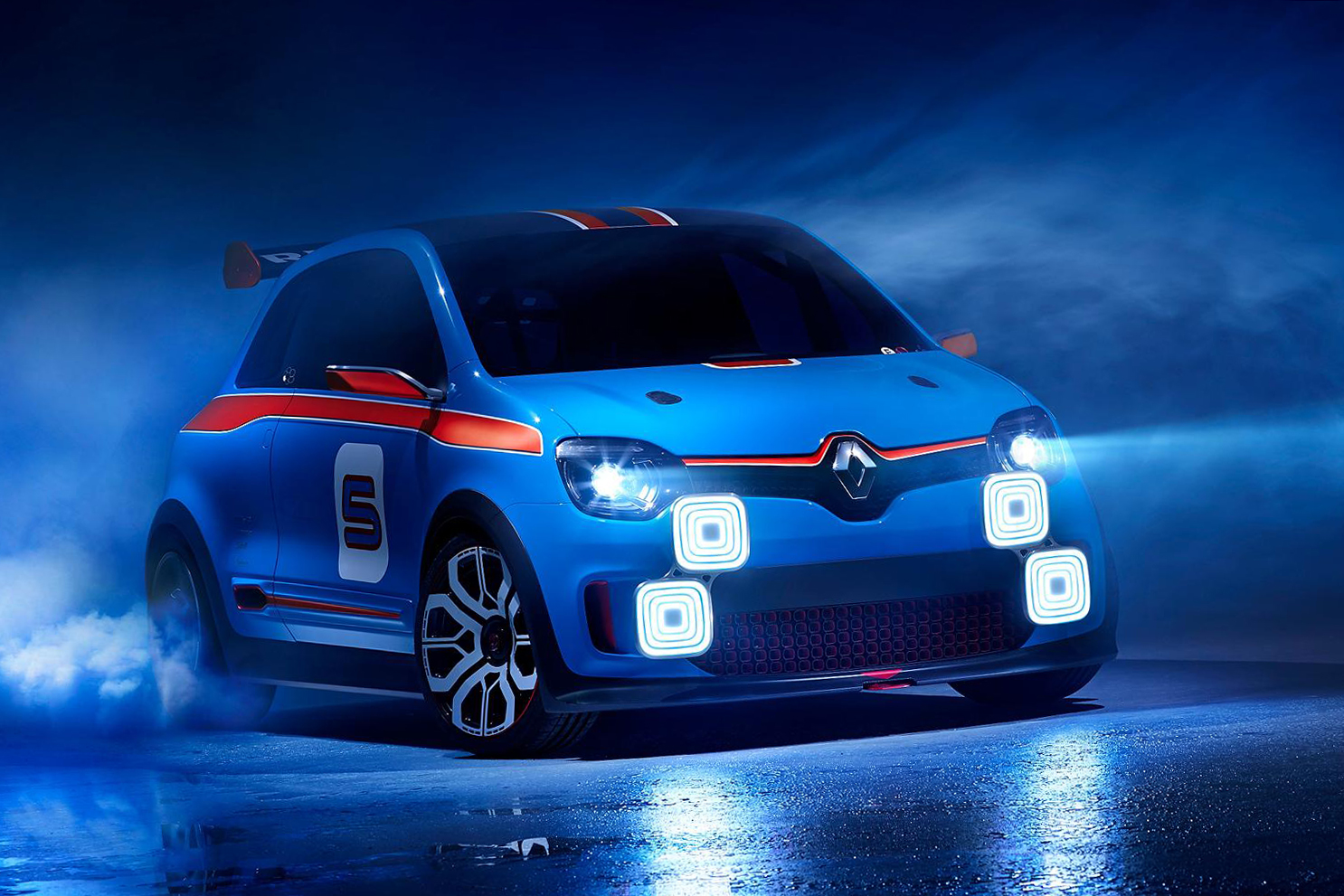Renault Twin'Run Concept Officially Revealed