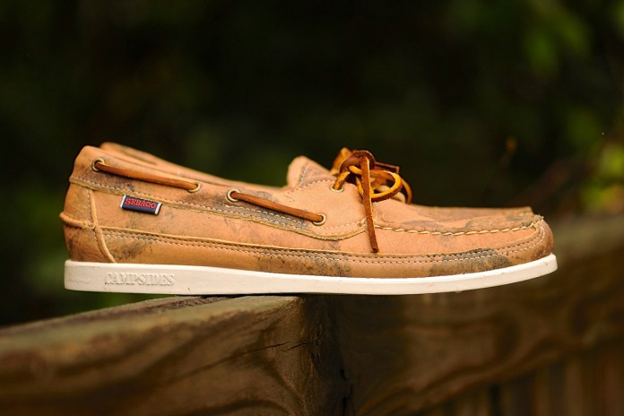 Ronnie Fieg for Sebago 2013 Spring/Summer Collection Part 1