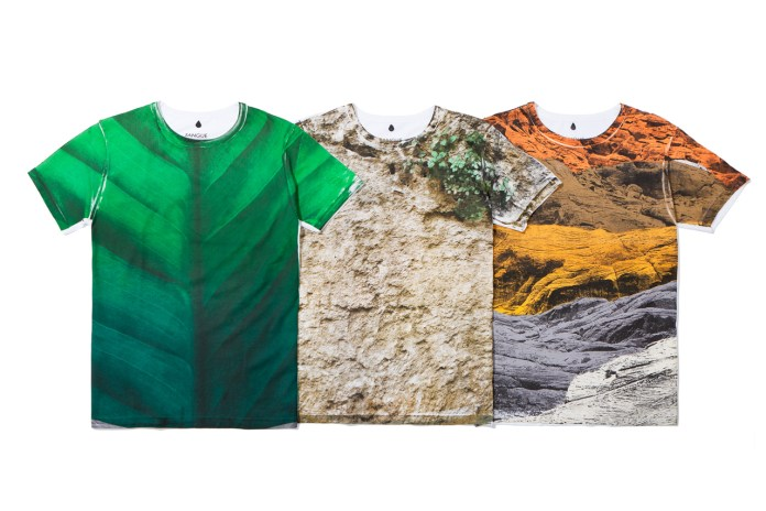 Sangue 2013 Spring/Summer Hand-Printed T-Shirts