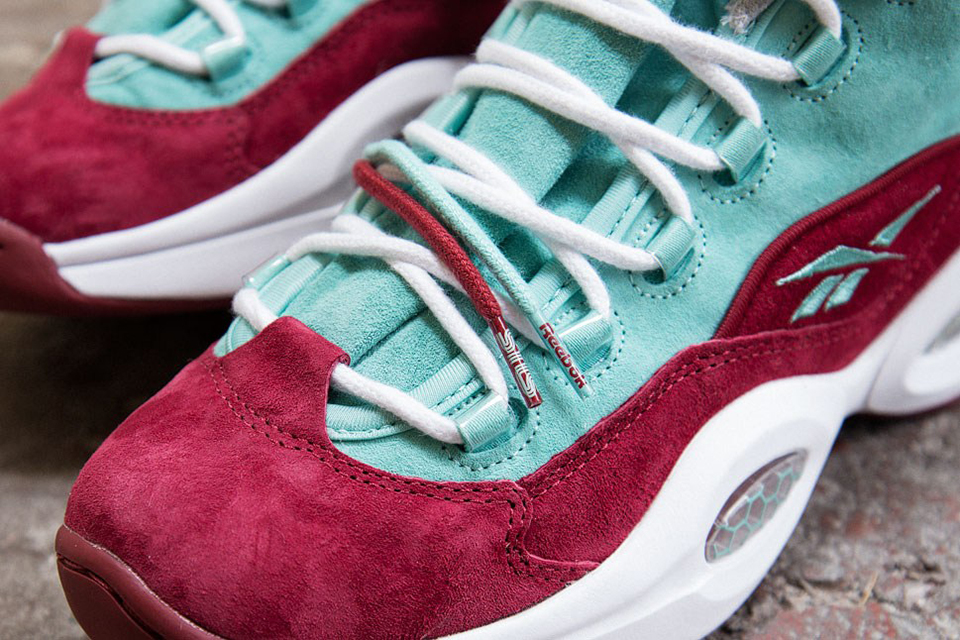 sneakersnstuff x reebok question mid a shoe about nothing