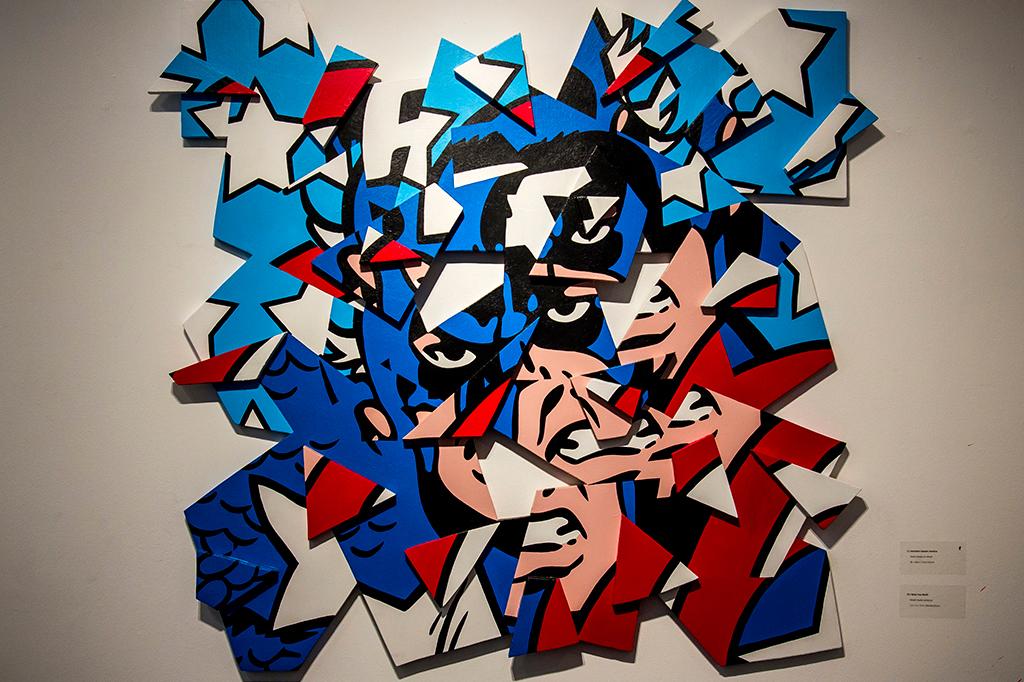 speedy graphito newworlds exhibition recap at fabien castanier gallery