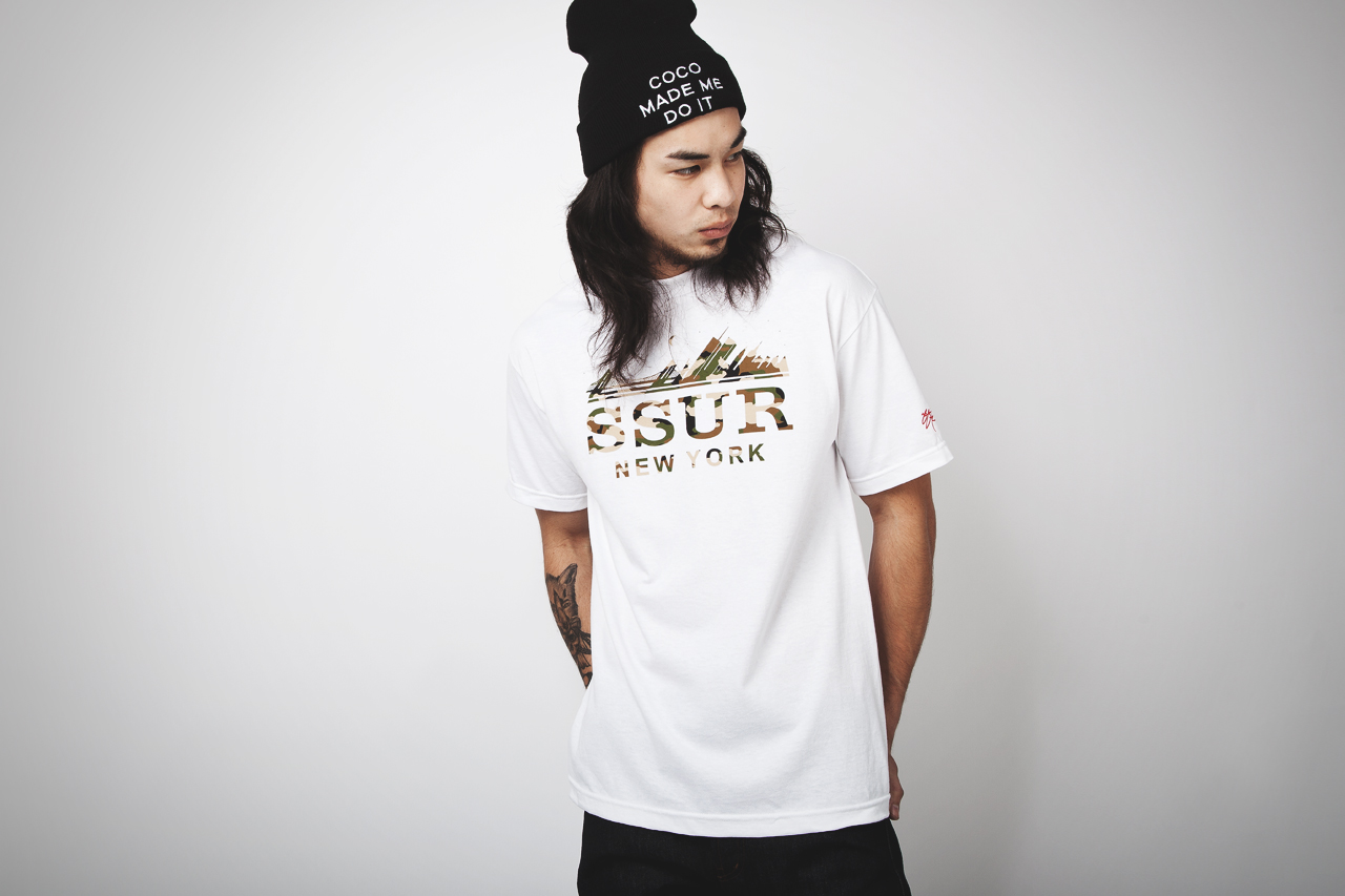 SSUR 2013 Spring/Summer Collection