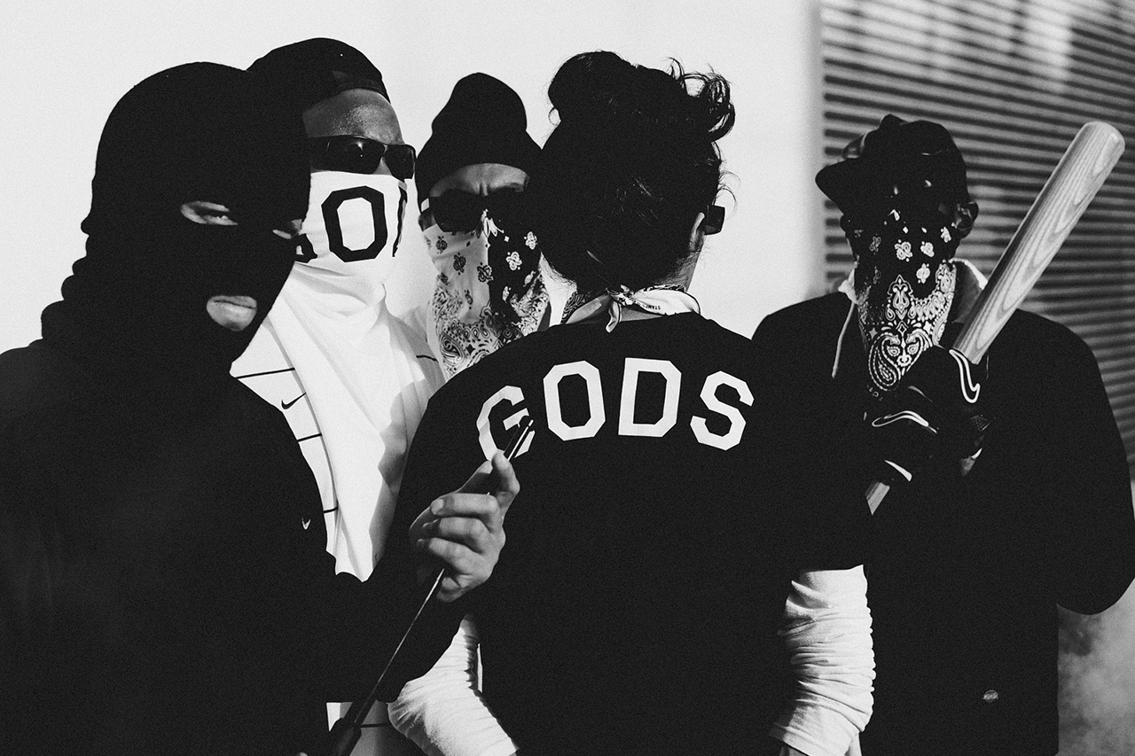 Stampd GODS Collection