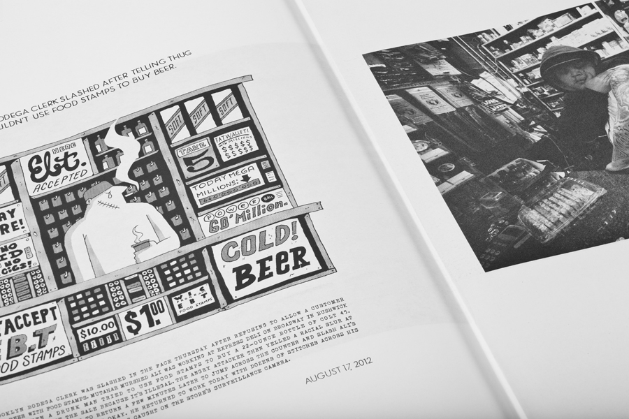 "Steady ""Bodegas"" Zine"