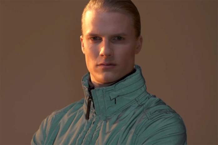 "Stone Island 2013 Spring/Summer ""REFLEX MAT"" Video"