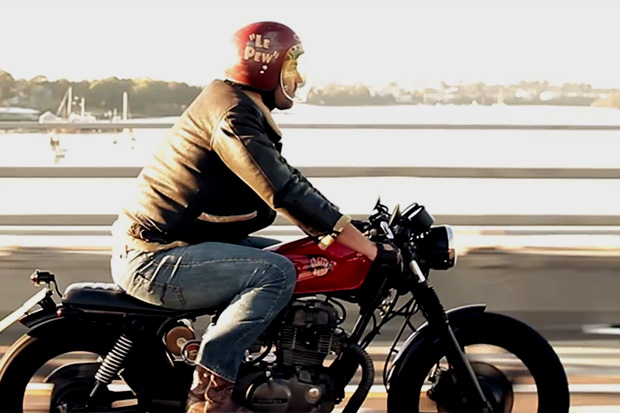 Stories of Bike – Episode 2: Bridges (A Honda CB250n Story)