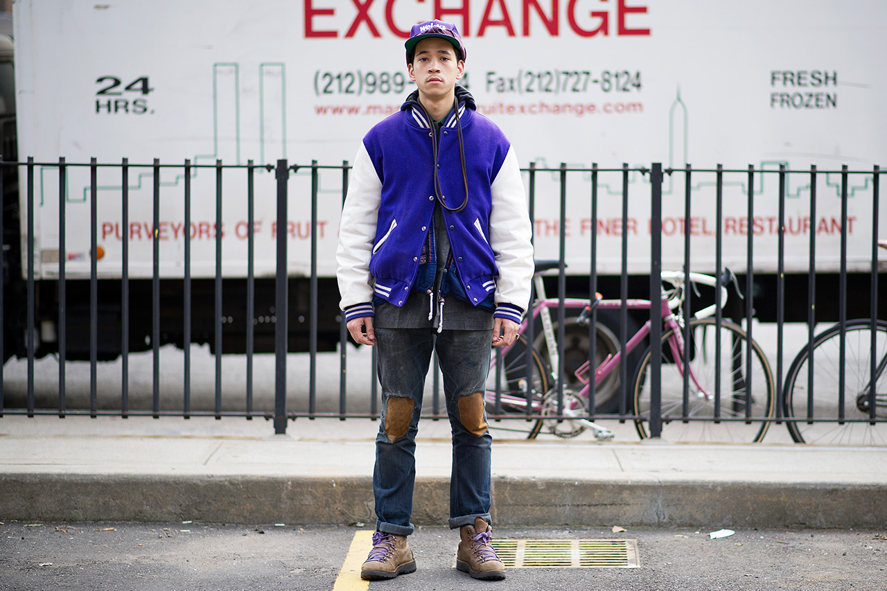 Streetsnaps: Anthony Parrish