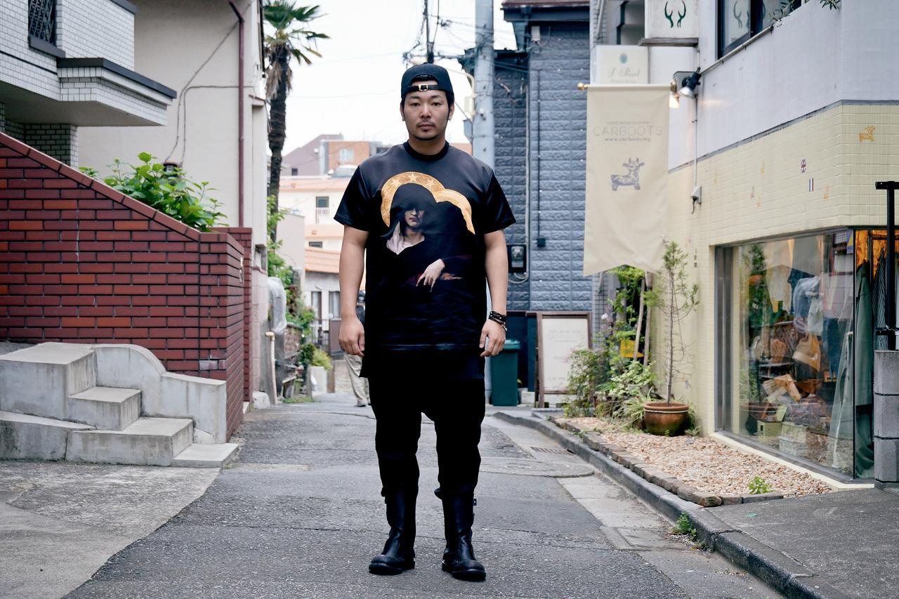 Streetsnaps: Taku Kono
