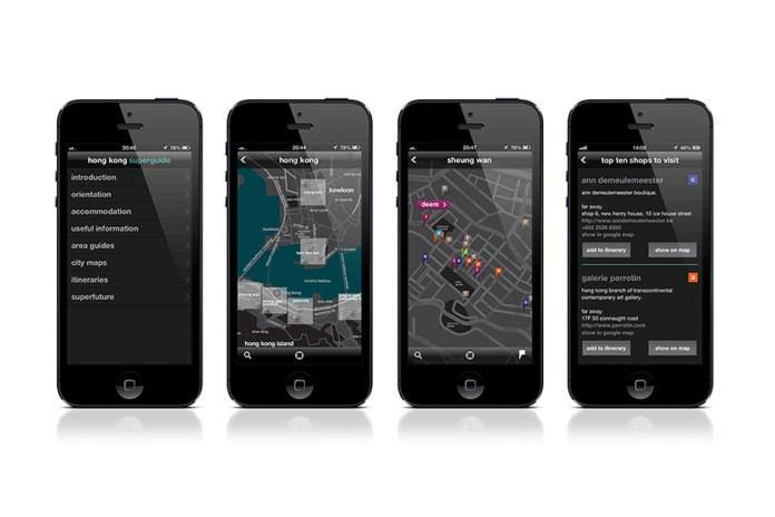 superfuture Launches Hong Kong App