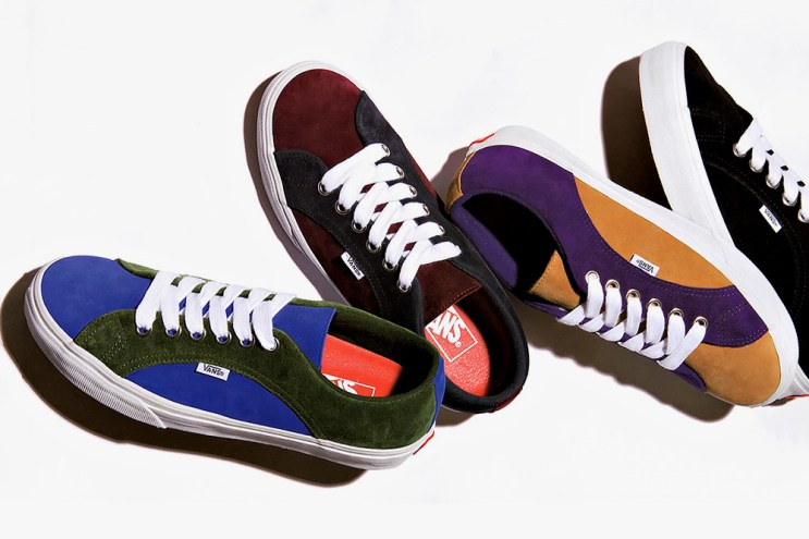 Supreme x Vans Lampin Preview