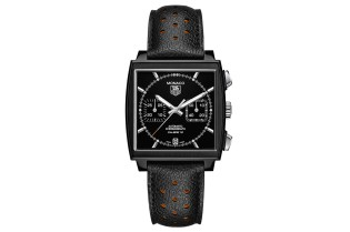 TAG Heuer Automobile Club de Monaco Black Edition