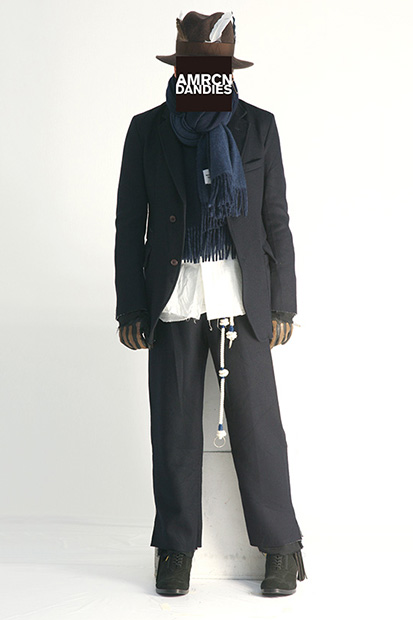 TAKAHIROMIYASHITA TheSololst. 2013 Fall/Winter Lookbook