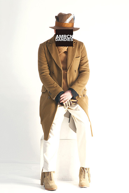 TAKAHIROMIYASHITA TheSololst. 2013 Fall/Winter Lookbook