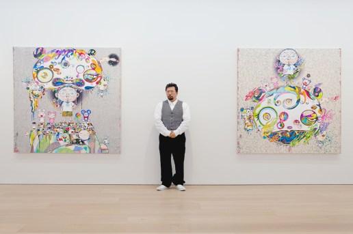 Takashi Murakami Solo Exhibition @ Galerie Perrotin Hong Kong Recap