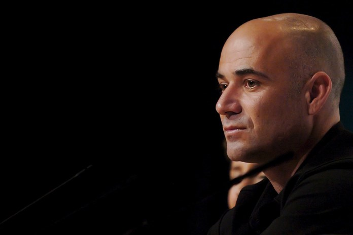 Nike Welcomes Back Andre Agassi to the Family