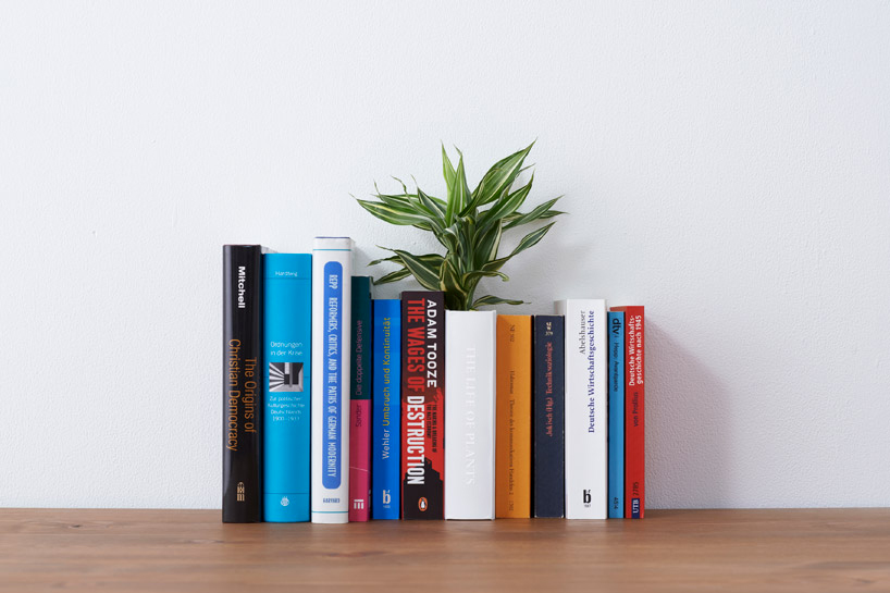 The Book Vase by YOY Design Studio
