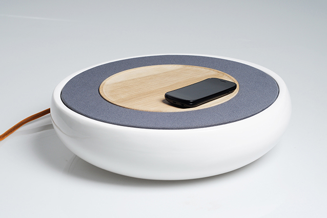 the ceramic stereo by victor johansson