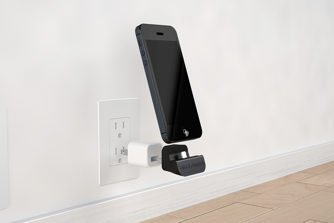 the minidock for iphone 5