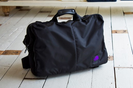 THE NORTH FACE PURPLE LABEL 2013 LIMONTA NYLON 3WAY Bag