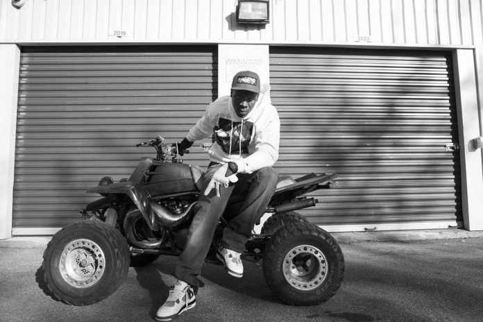 The Real Bike Life: A$AP TyY Offroads in the Big Apple