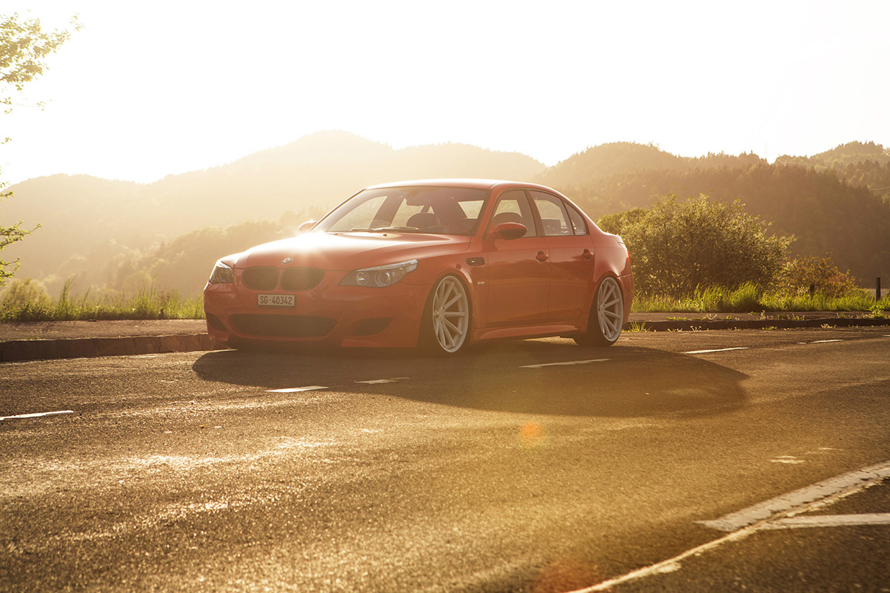 The Vossen World Tour Makes Its Way to Worthersee