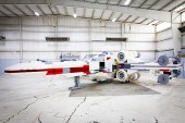 The World's Largest LEGO Star Wars X-Wing Starfighter
