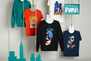 Todd James x PUMA 2013 Fall/Winter Capsule Collection