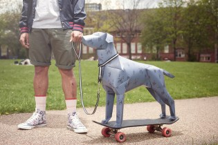 "Togs + Clogs 2013 Spring/Summer ""Classic Dog Moments"" Lookbook"