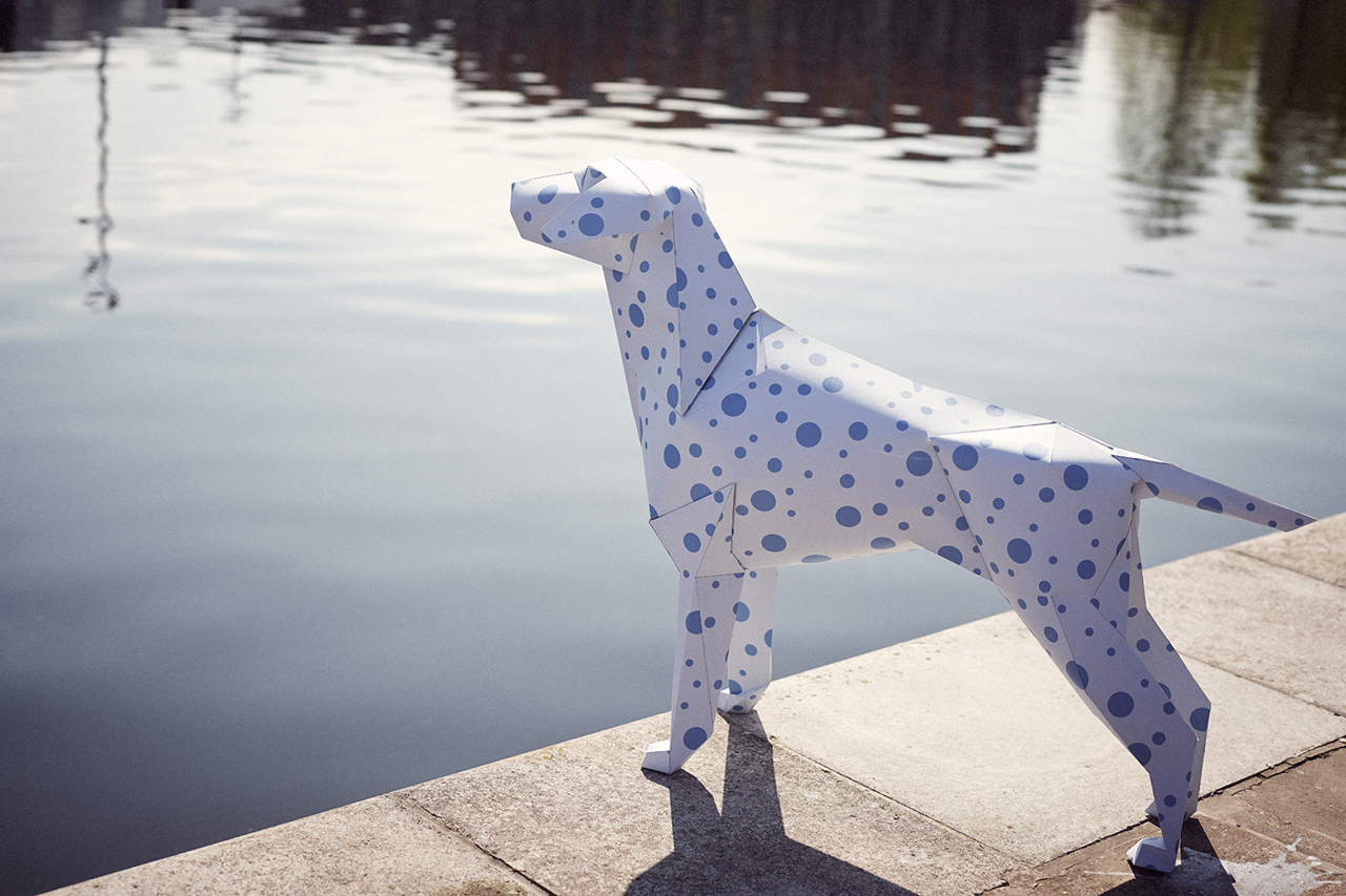 """Togs + Clogs 2013 Spring/Summer """"Classic Dog Moments"""" Lookbook"""