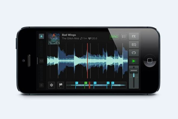 New Traktor DJ App for iPhone and iPod Touch