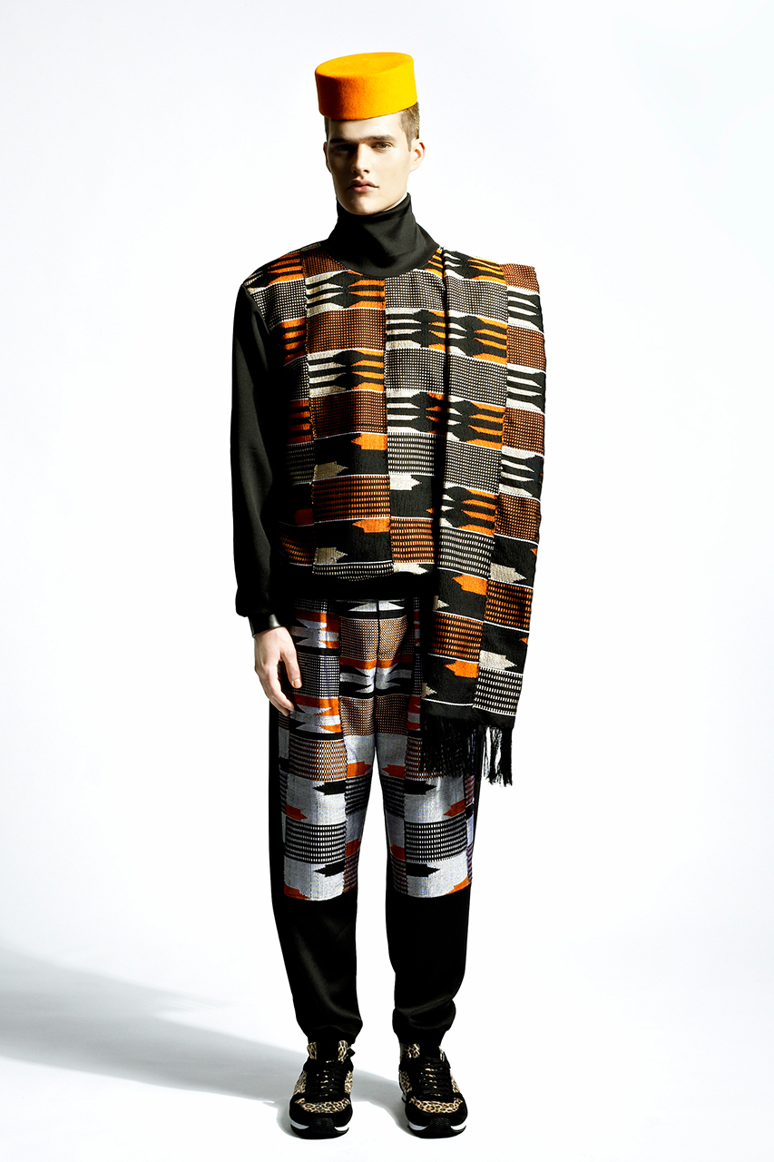 Trine Lindegaard 2013 Fall/Winter Lookbook