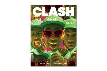 Tyler, the Creator Takes Over Clash Magazine's June 2013 Issue