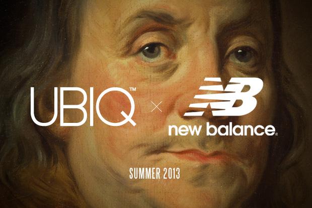 UBIQ x New Balance Teaser
