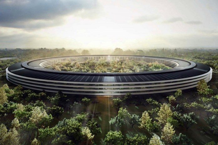 Updated Plans Released for Apple Campus in Cupertino