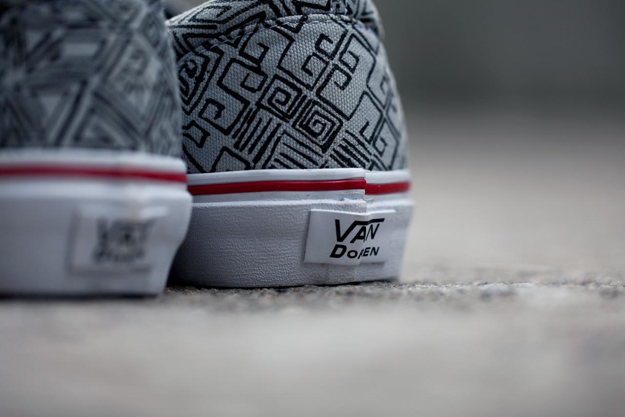 """Vans Classics 2013 Fall Van Doren Series""""Maze"""" Collection"""