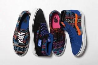 """Vans Classics 2013 """"Inca"""" Pack"""