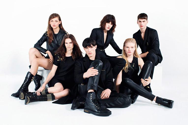 versus versace 2013 spring summer campaign