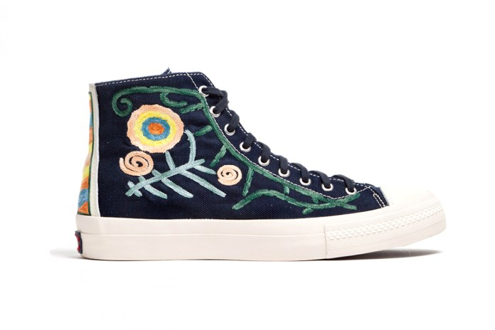visvim 2013 Spring/Summer SKAGWAY CANVAS EMBROIDERY