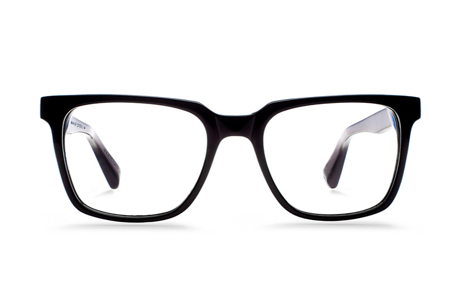 warby parker x man of steel eyewear collection