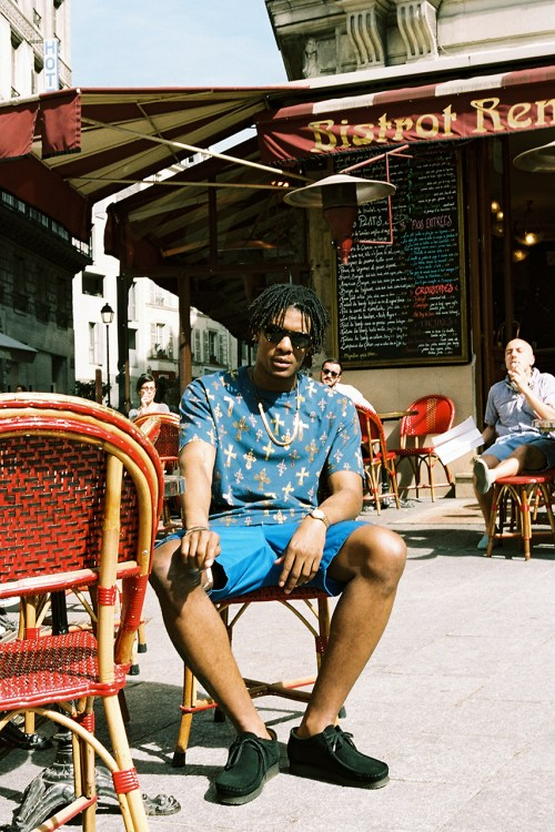 WARP: Supreme 2013 Summer Paris Editorial