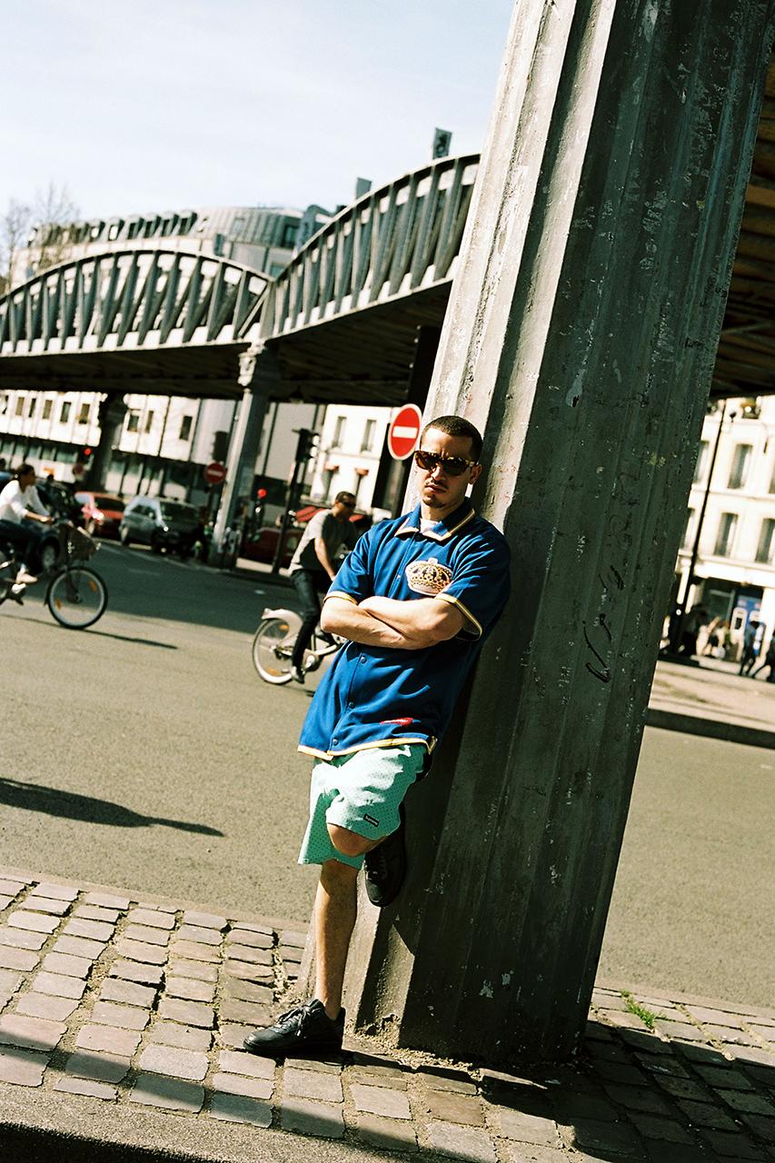 warp supreme 2013 summer paris editorial