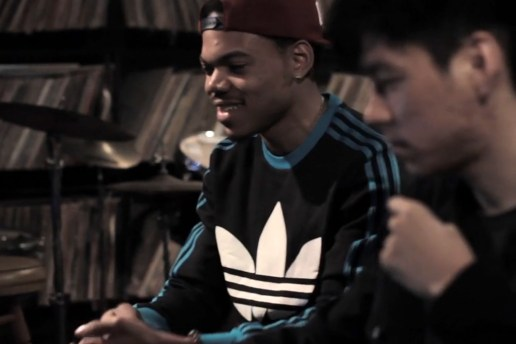 "Watch and Listen to Chance the Rapper & Nosaj Thing's ""Paranoia"""