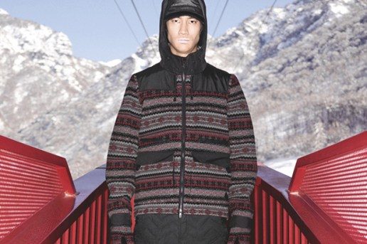 "White Mountaineering x Moncler ""Moncler W"" Preview"