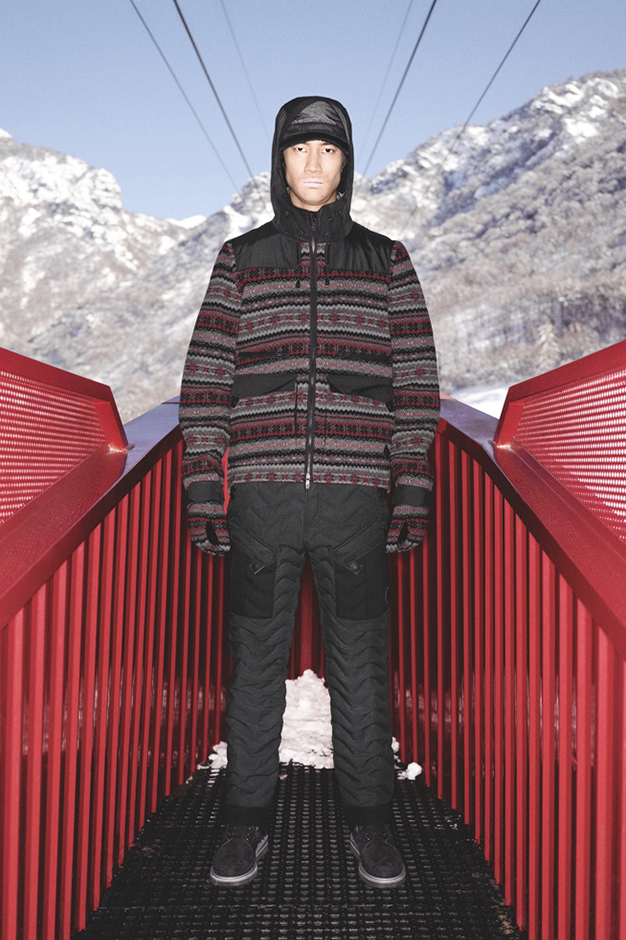 """White Mountaineering x Moncler """"Moncler W"""" Preview"""