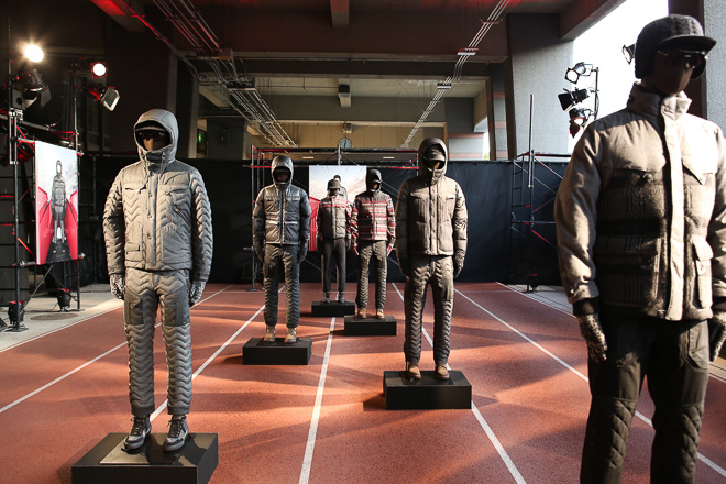"""White Mountaineering x Moncler 2013 Fall/Winter """"Moncler W"""" Collection"""