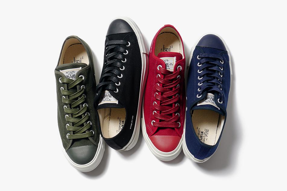 WTAPS 2013 Spring/Summer Canvas Sneaker