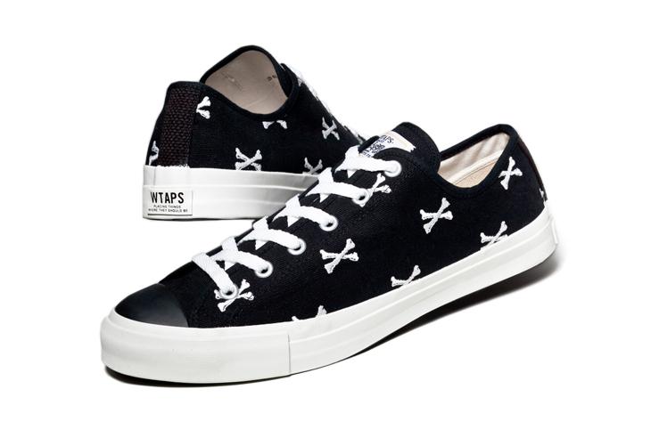 WTAPS 2013 Spring/Summer Canvas Sneaker Collection
