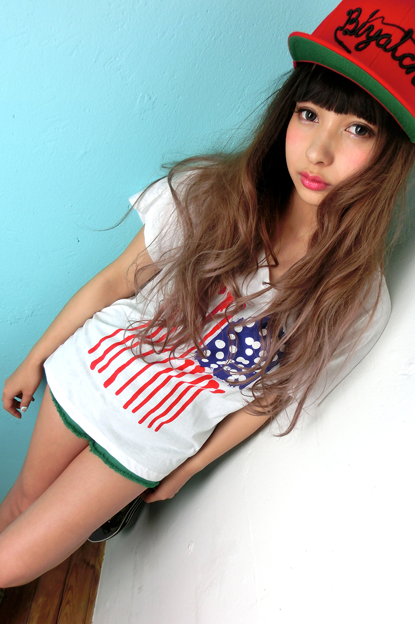 yones girls monaka nishi