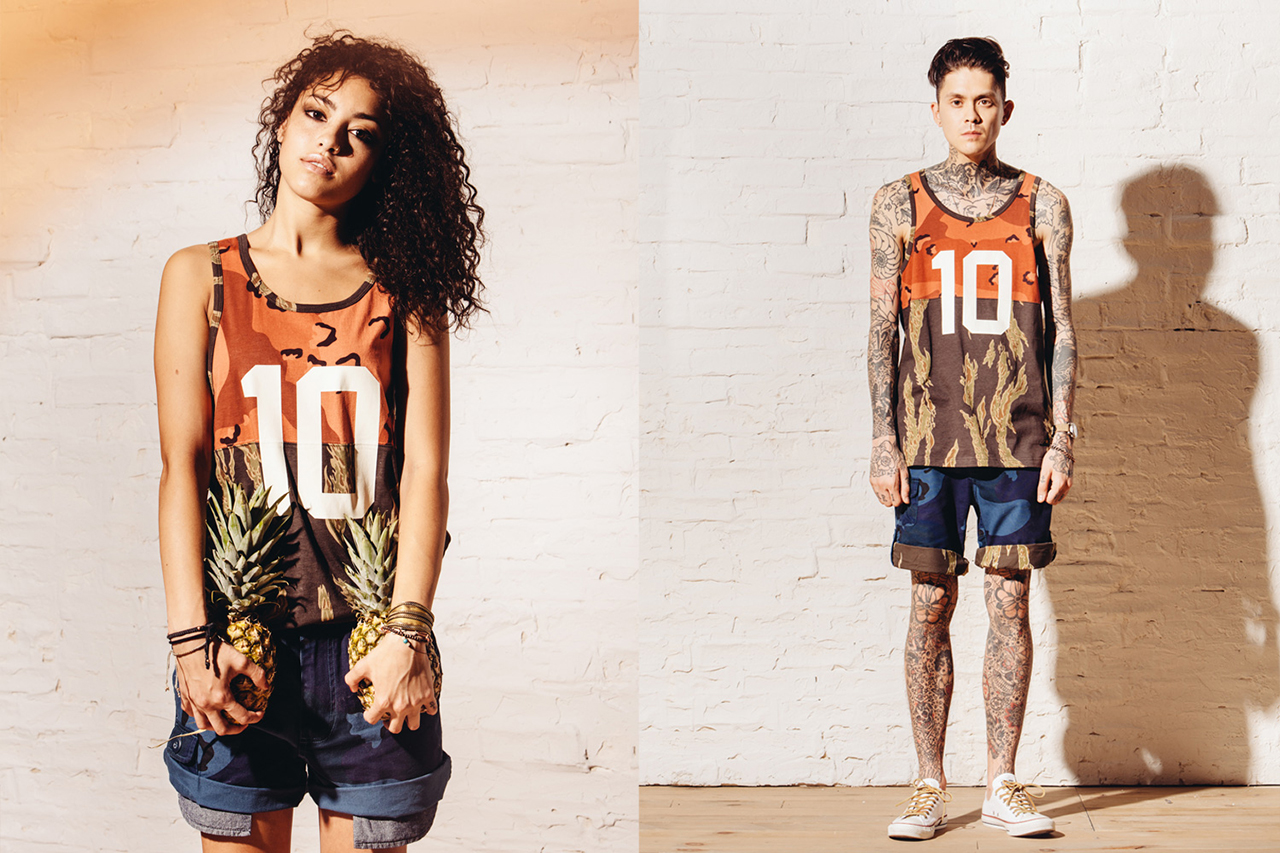 "10.Deep 2013 Summer ""Paradise Lost"" Lookbook"