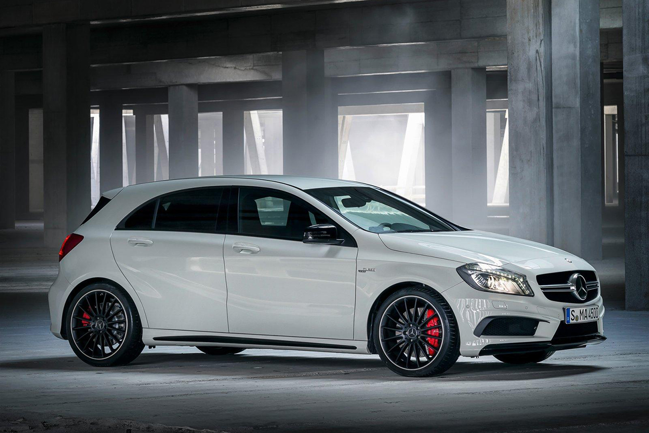 2014 Mercedes-Benz A45 AMG to Make its Debut this August